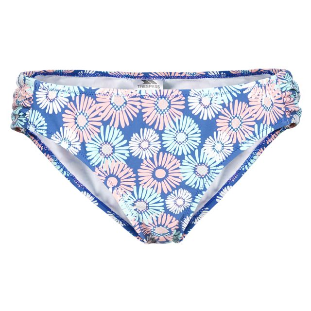 Raffles Women's Printed Bikini Bottoms in Light Pink