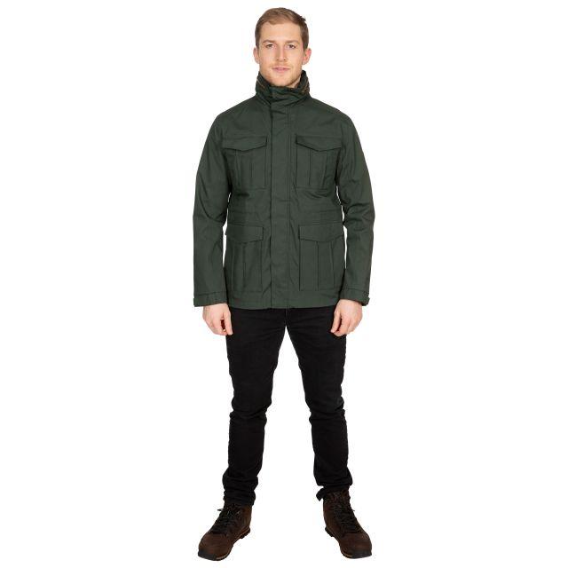 Rainthan Men's Waterproof Jacket in Khaki