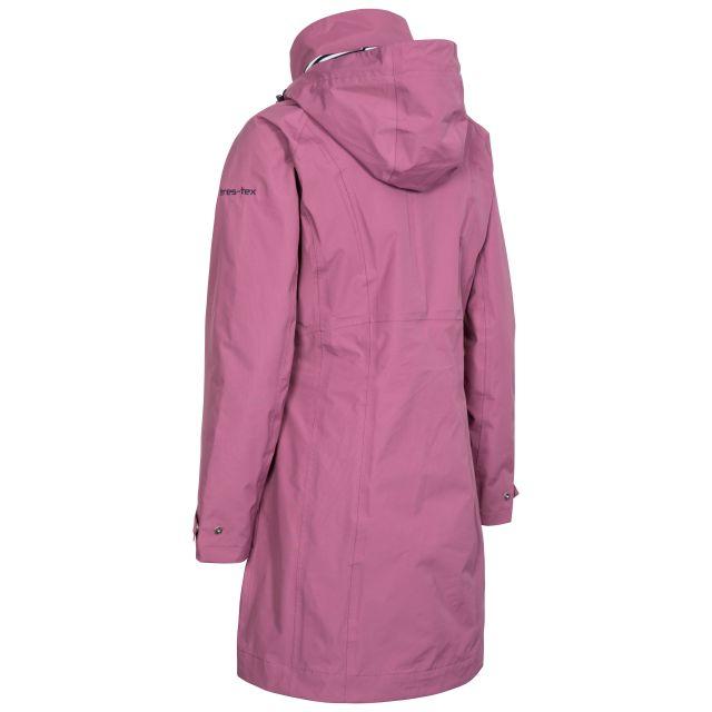 Rainy Day Women's Waterproof Jacket in Purple