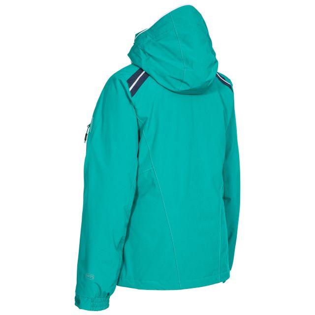Raithlin Women's Waterproof Ski Jacket in Green