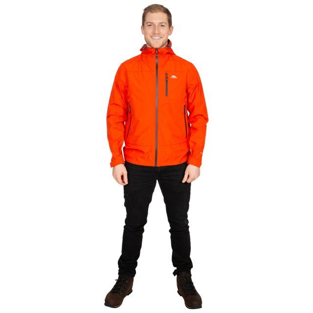 Rakenfard Men's Waterproof Jacket in Black
