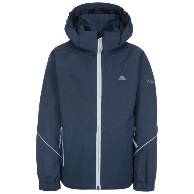 Rapt Kids' Waterproof Jacket in Navy