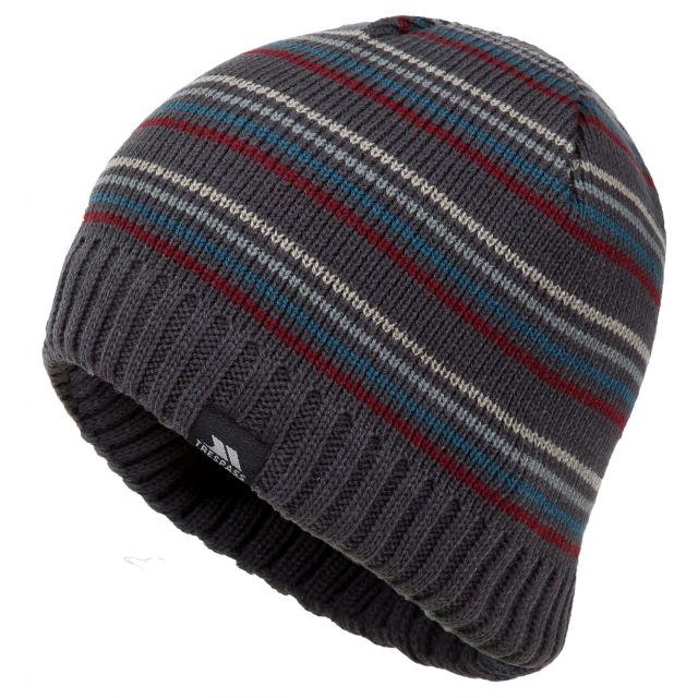 Ray Beanie Hat in Grey