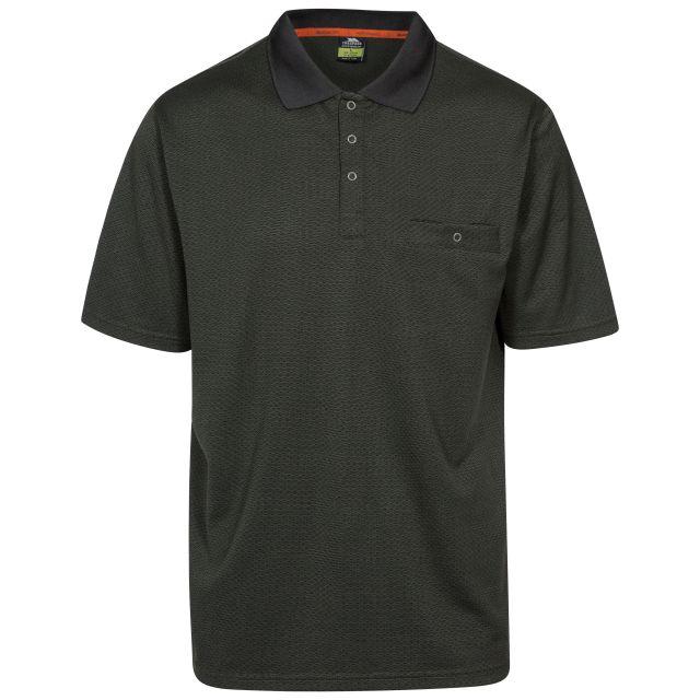 Reihan Men's Polo Shirt in Khaki