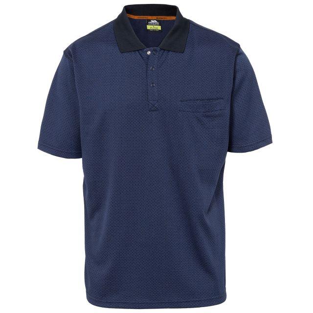 Reihan Men's Polo Shirt in Navy