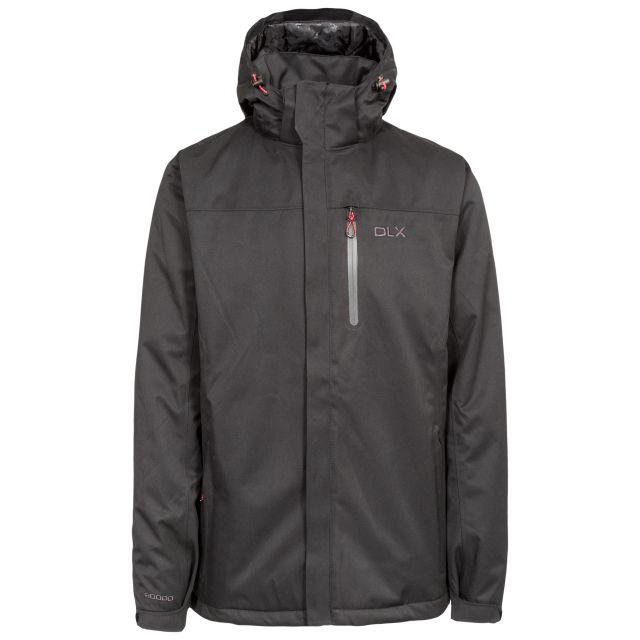 Renner Men's DLX Insulated Waterproof Jacket in Black