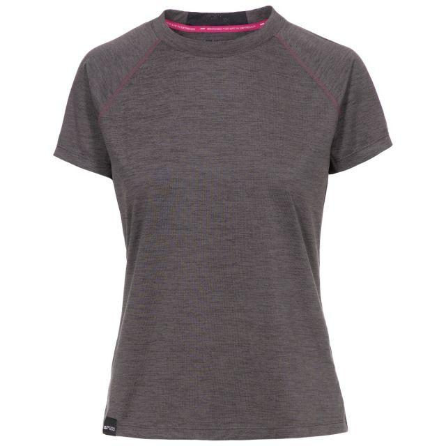 Rhea Women's DLX Eco-Friendly T-Shirt in Grey