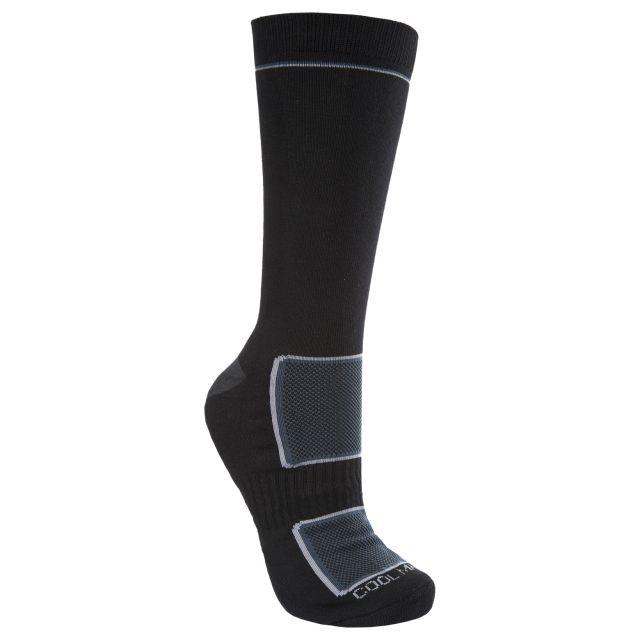 Rizzle Men's Walking Socks in Black