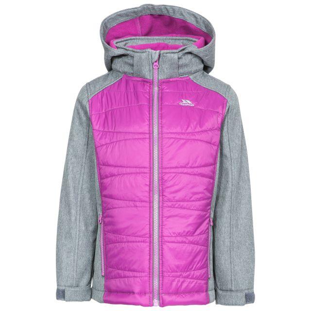 Rockrose Girls' Softshell Hooded Jacket