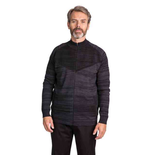 Roppy Men's DLX Active Jacket in Black