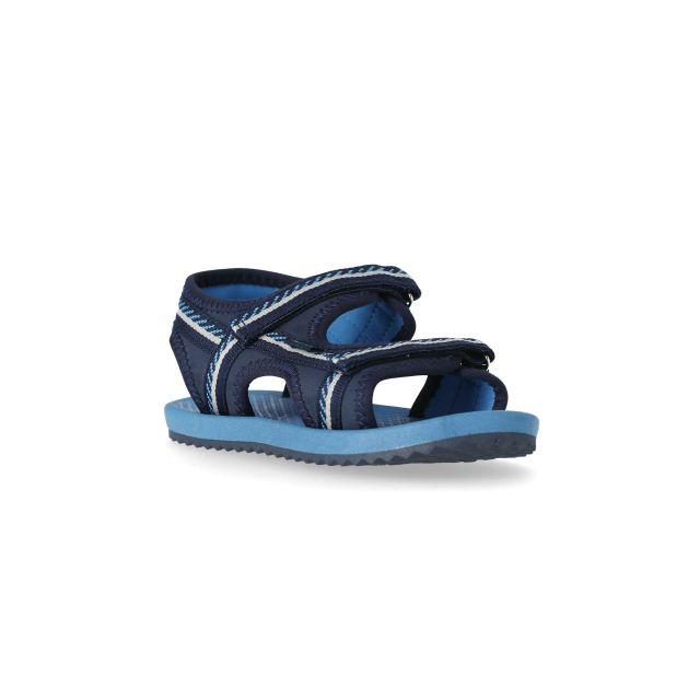 Rowan Kids' Sandals in Navy