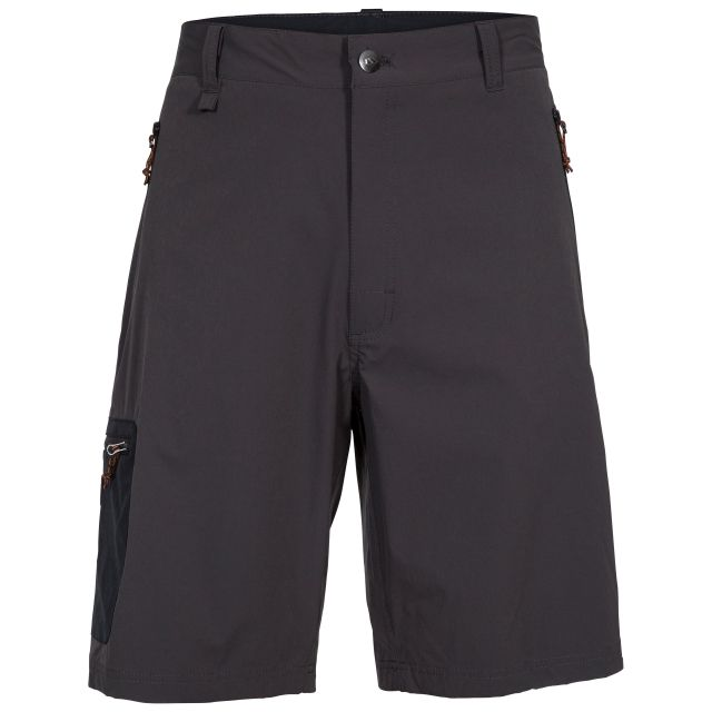 Runnel Men's Cargo Shorts in Khaki