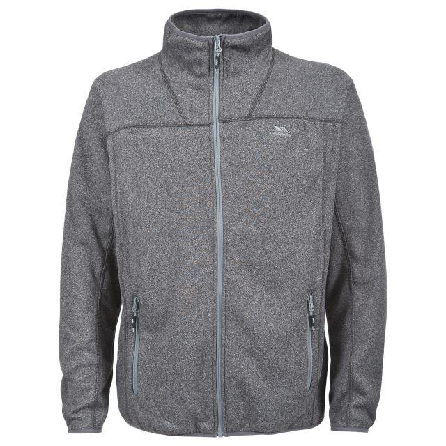 Russell Men's Fleece Jacket in Grey