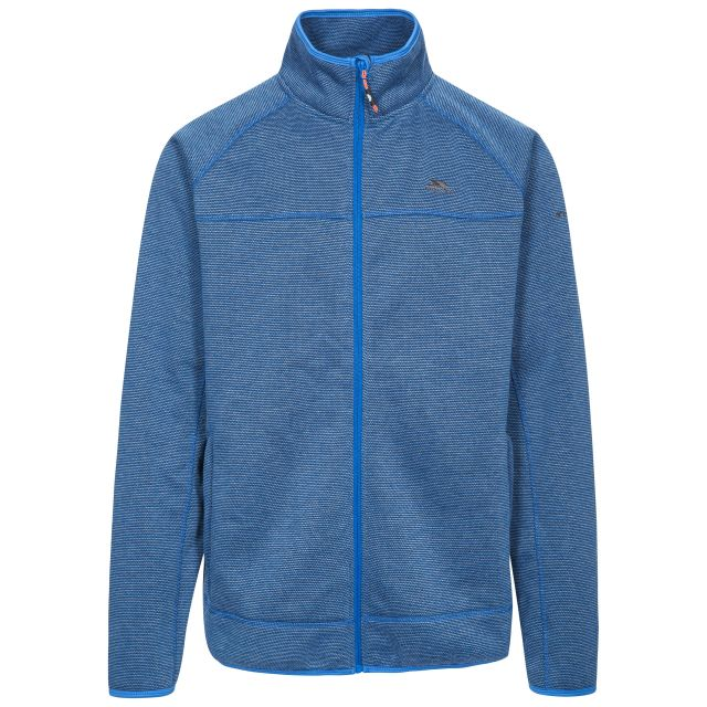 Rutland Men's Fleece Jacket in Blue