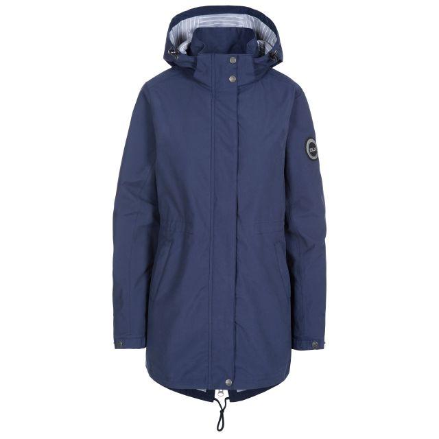 Sabine Women's DLX Waterproof Jacket in Navy