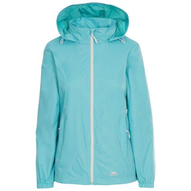 Sabrina Women's Waterproof Jacket in Light Blue