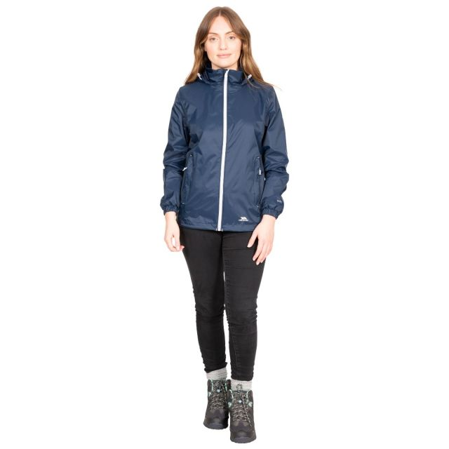 Sabrina Women's Waterproof Jacket in Navy