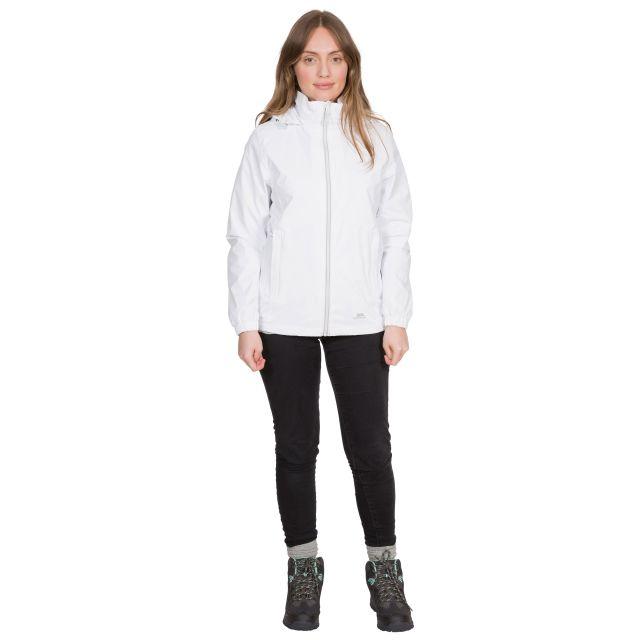 Sabrina Women's Waterproof Jacket in White