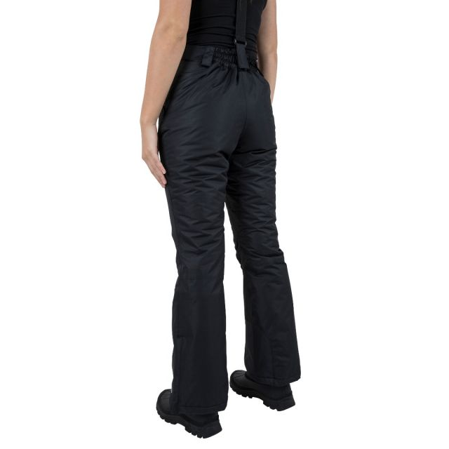 Salta Women's Waterproof Ski Trousers in Black