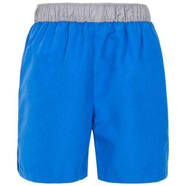 Sanded Kids' Swim Shorts in Blue