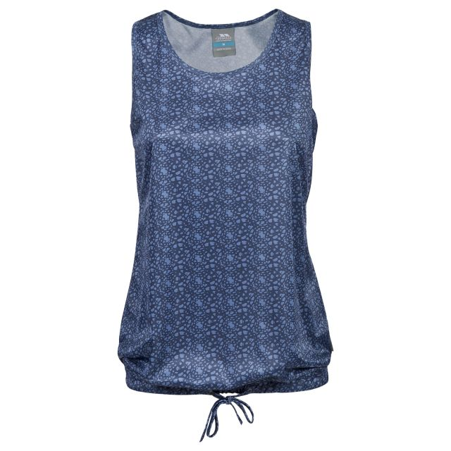 Seeley Women's Sleeveless Active T-Shirt in Navy