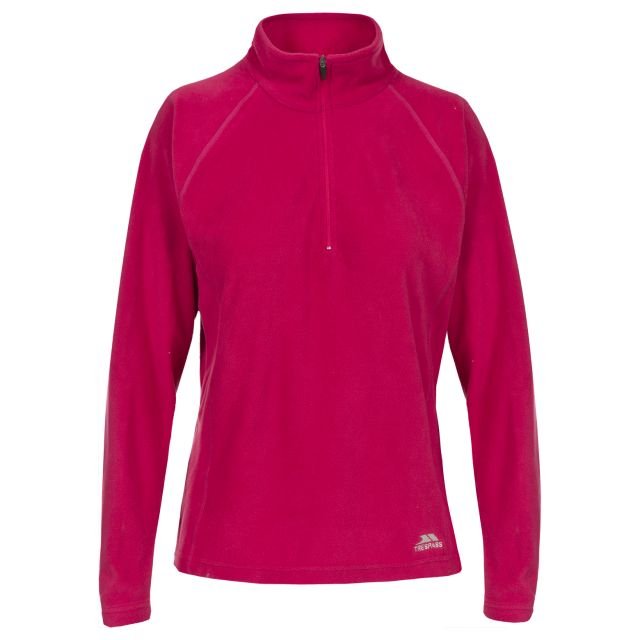 Shiner Women's Half Zip Microfleece - CER