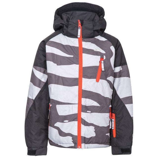 Shredded Boys' Windproof Waterproof Insulated Ski Jacket