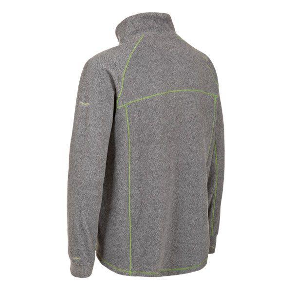 Sideway Men's Fleece Jacket in Grey