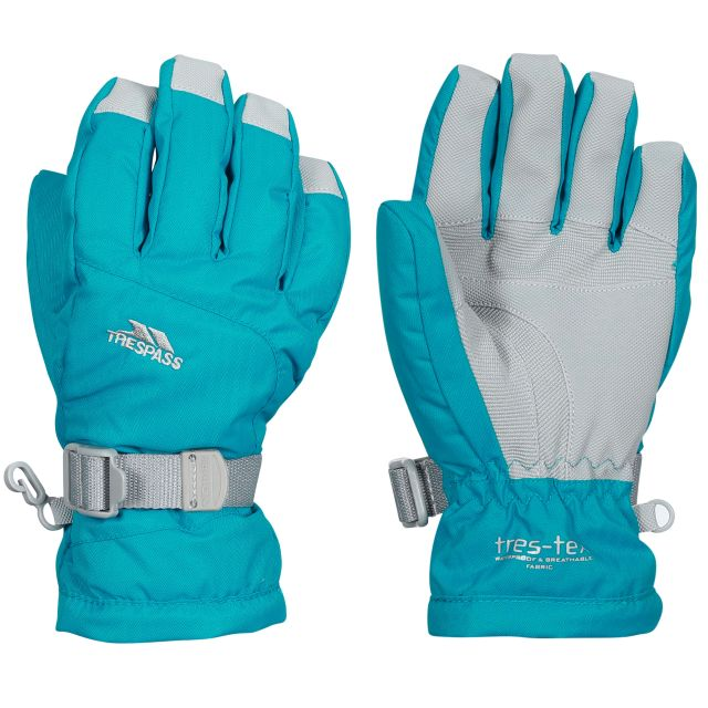 Simms Kids' Ski Gloves in Blue