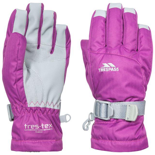 Simms Kids' Ski Gloves in Purple