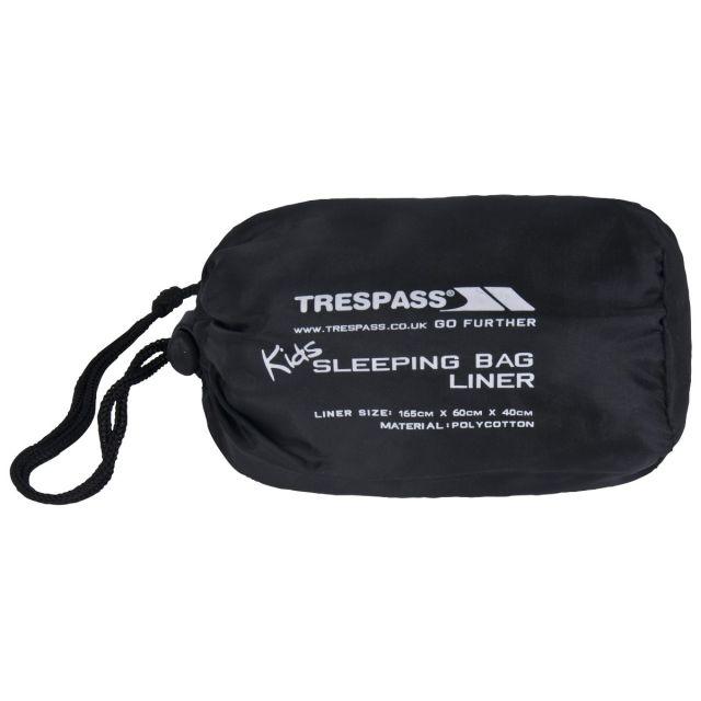 Slumber Kids' Grey Sleeping Bag Liner in Grey