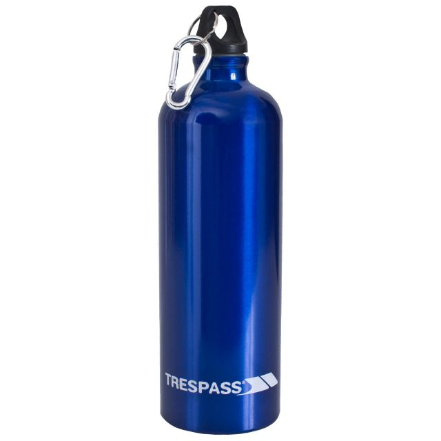 Trespass Hot and Cold Drinks Flask 1L in Blue