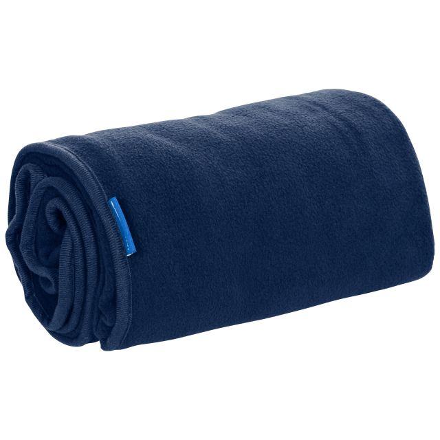 Fleece Blanket 120 x 180cm in Navy