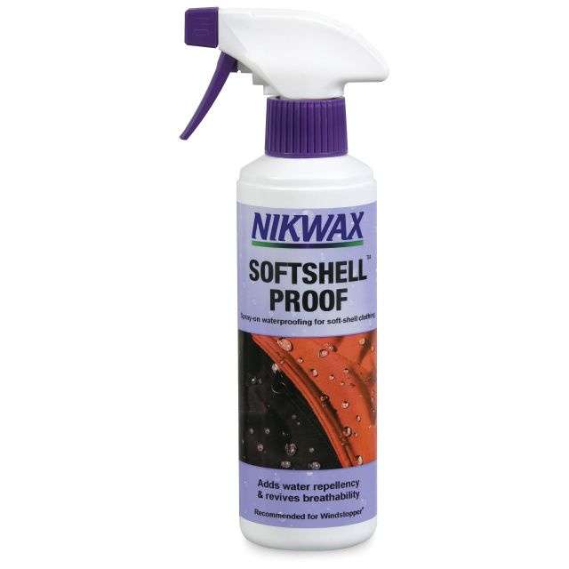 Nikwax Spray On Waterproofer for Softshell in Assorted