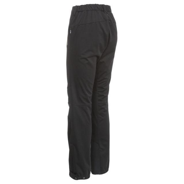 Sola Women's DLX Softshell Walking Trousers in Black