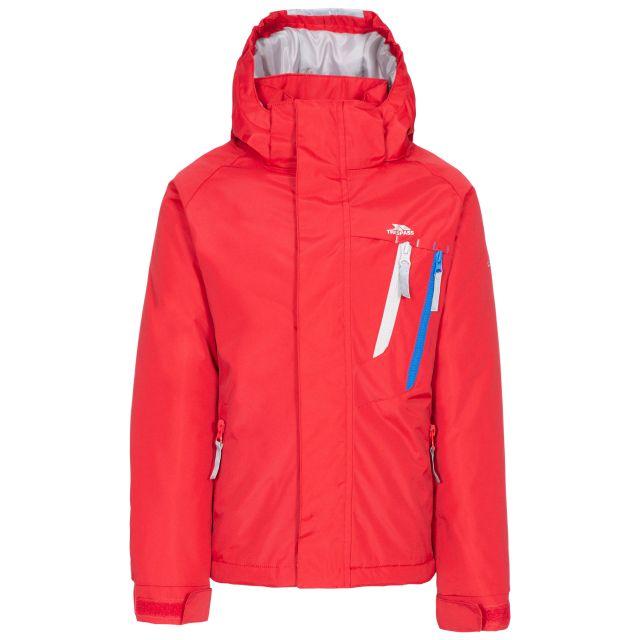 Specific Kids' Padded Waterproof Jacket in Red