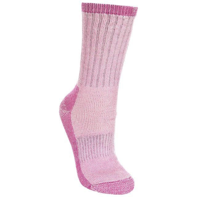 Springer Women's Premium Walking Socks in Pink