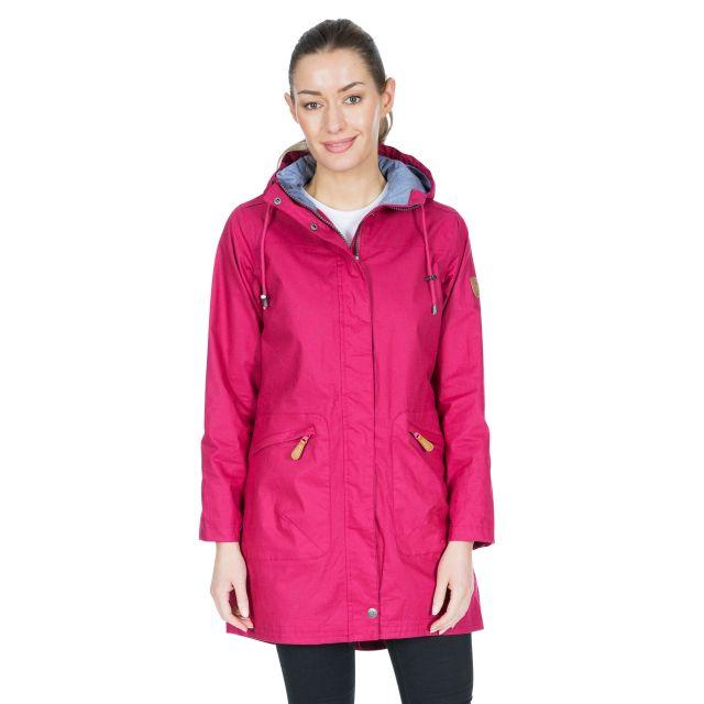 Sprinkled Women's Waterproof Jacket in Pink