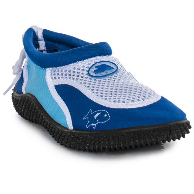 Squidder Kids' Blue Aqua Shoes