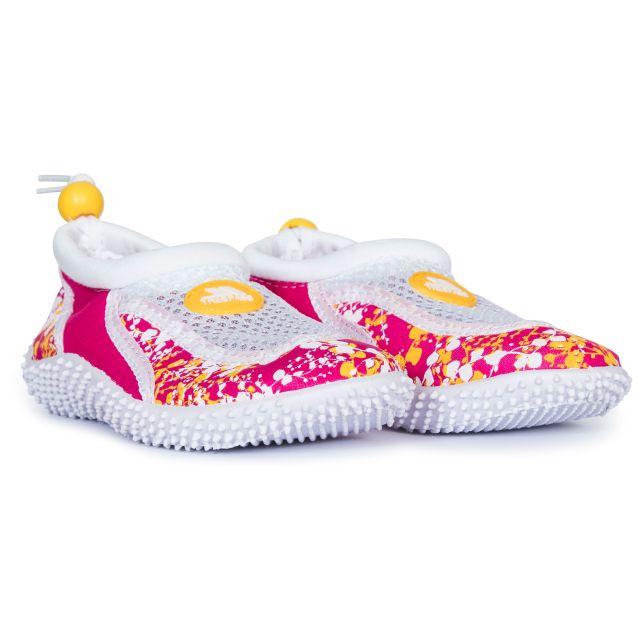 Squidette Kids' Aqua Shoes in Pink