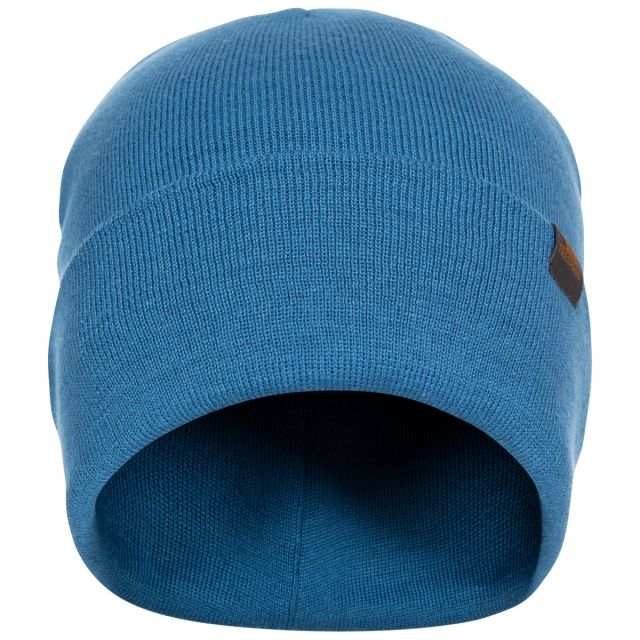 Trespass Adults Beanie Hat in Blue Stines