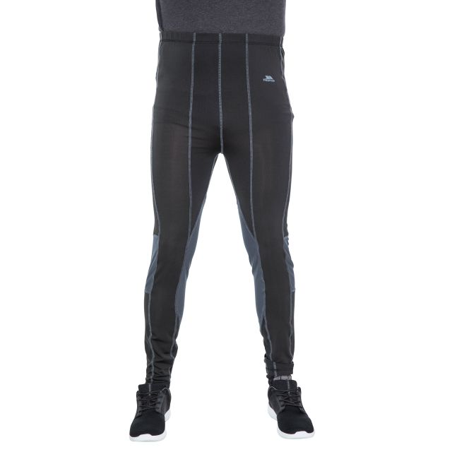 Tactic Men's Thermal Trousers in Black