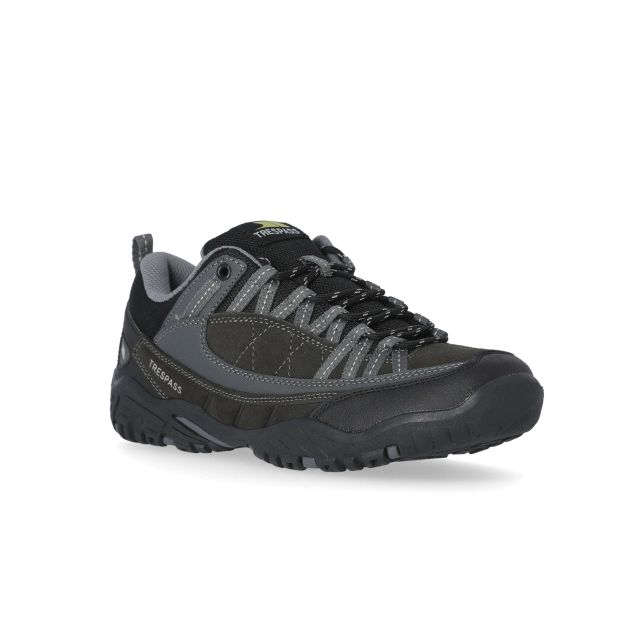 Taiga Men's Walking Shoes in Grey