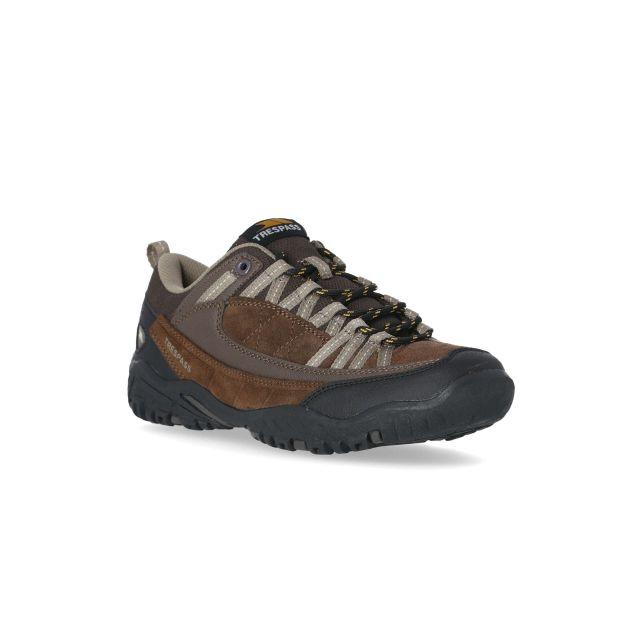 Taiga Men's Walking Shoes in Brown