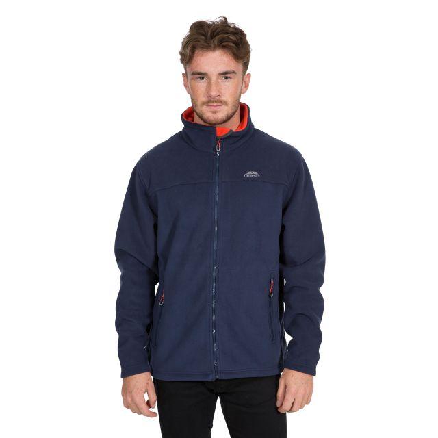 Tankerville Men's Fleece Jacket in Navy
