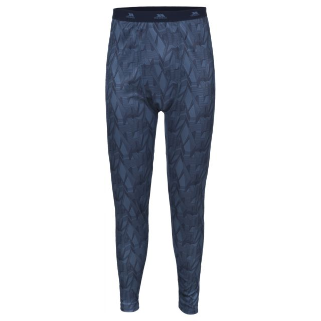 Task Mens Base Layer Pants in Navy