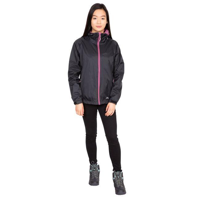 Tayah II Women's Waterproof Jacket in Black