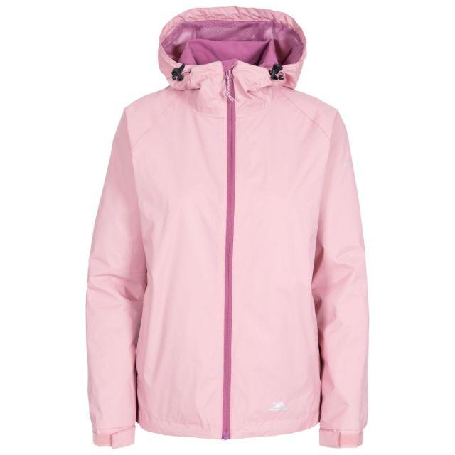 Tayah II Women's Waterproof Jacket in Light Purple