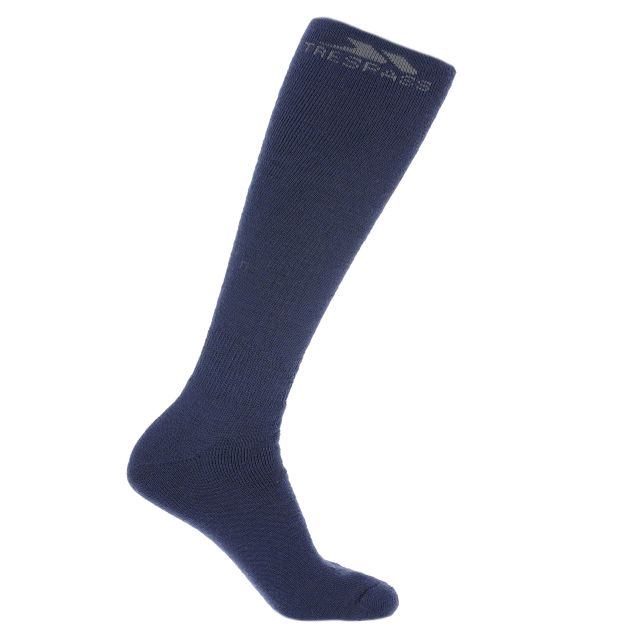 Tech Adults' Tube Socks in Navy