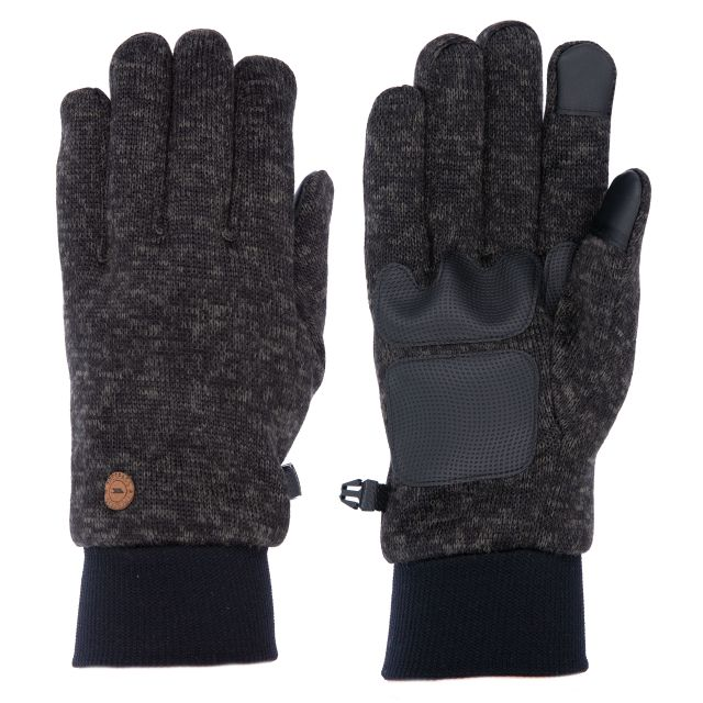 Tetra Adults' Gloves in Grey
